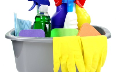 General cleaning tips and tricks.